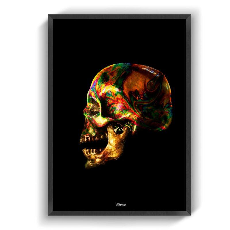 Golden Death - Left