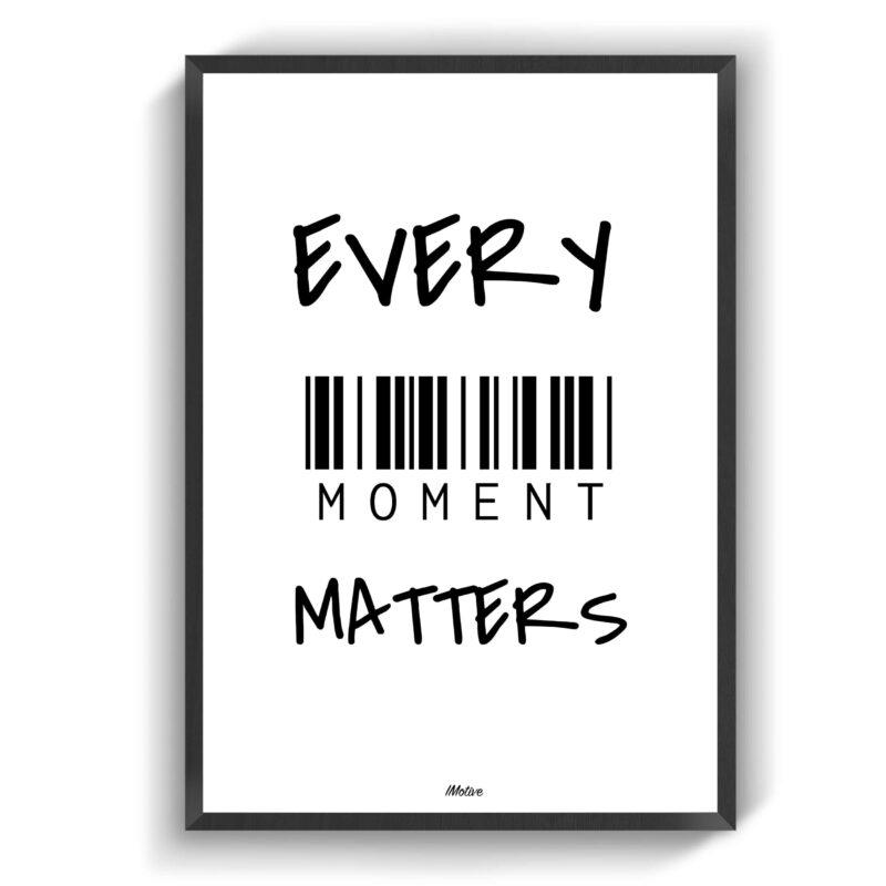 Moment matters