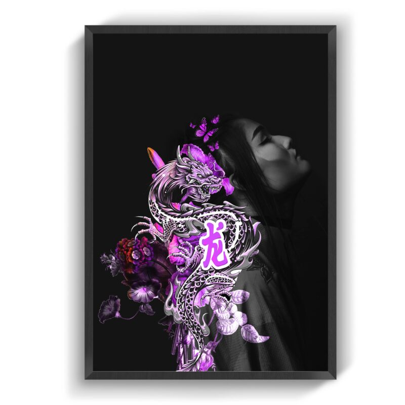 Tokyo - purple