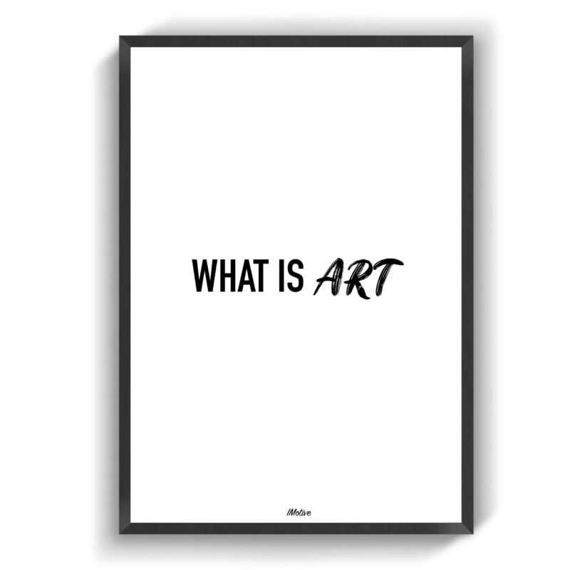 what is art
