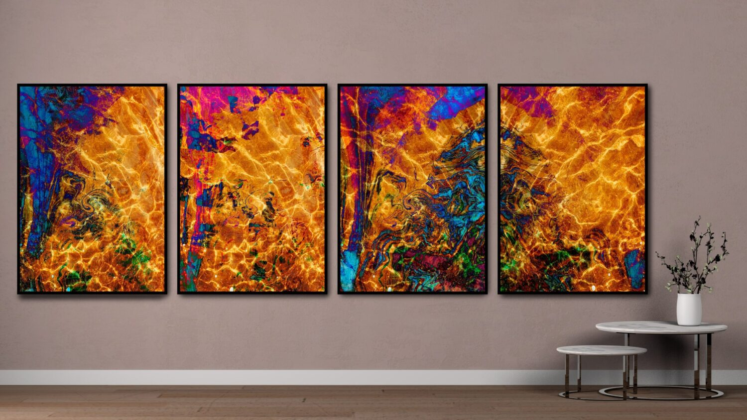 Mockup The sun collection