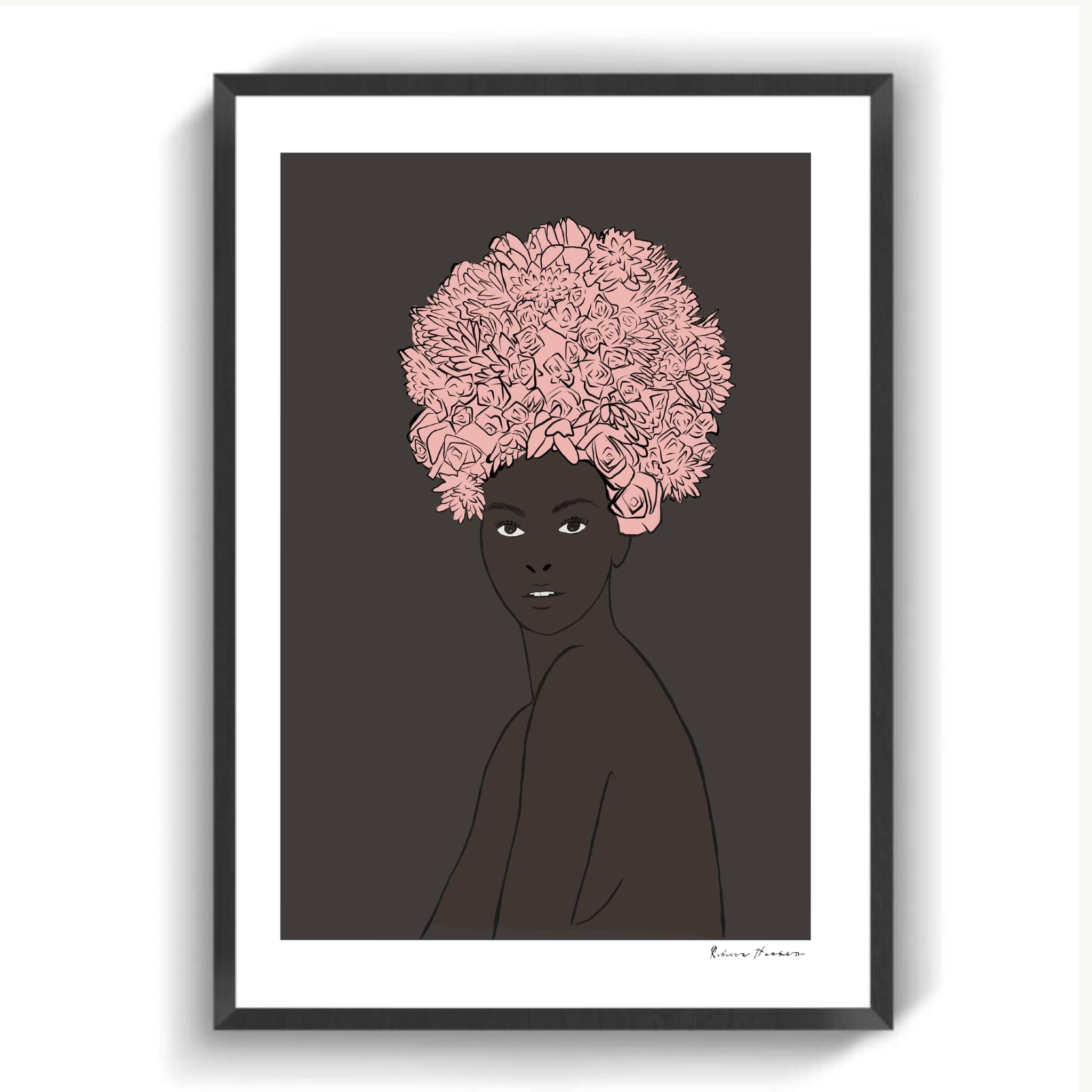 Afrorose