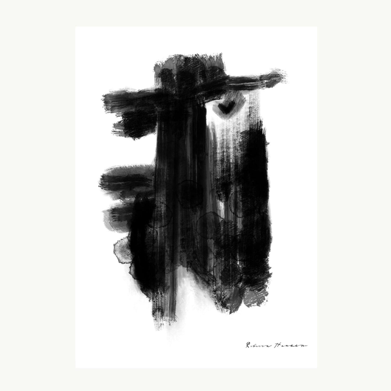 Black Paint NO1