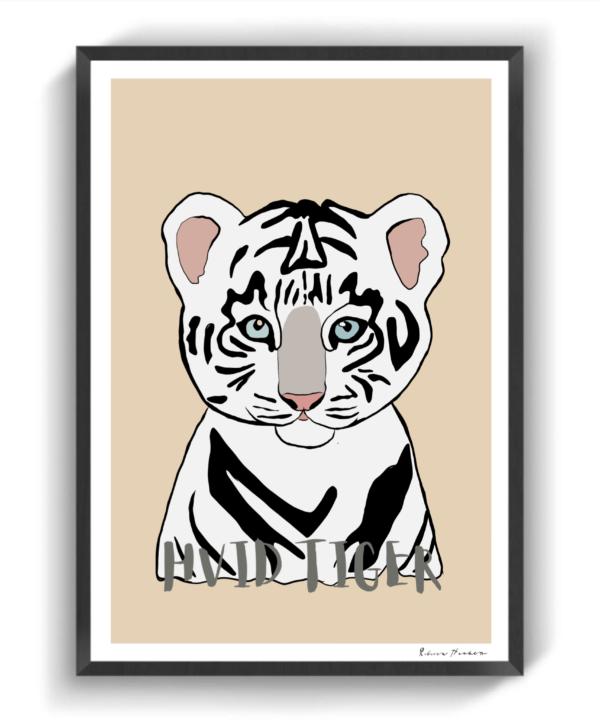 Hvid tiger I