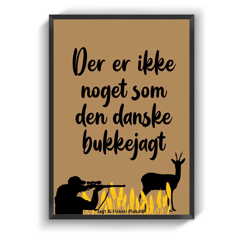 Danske bukkejagt