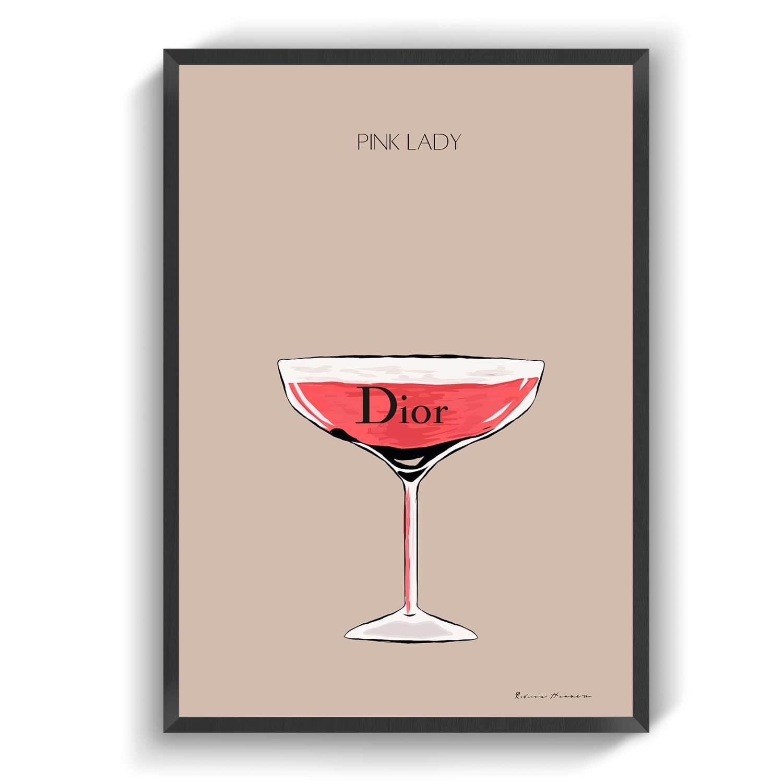 DIOR - PINK LADY