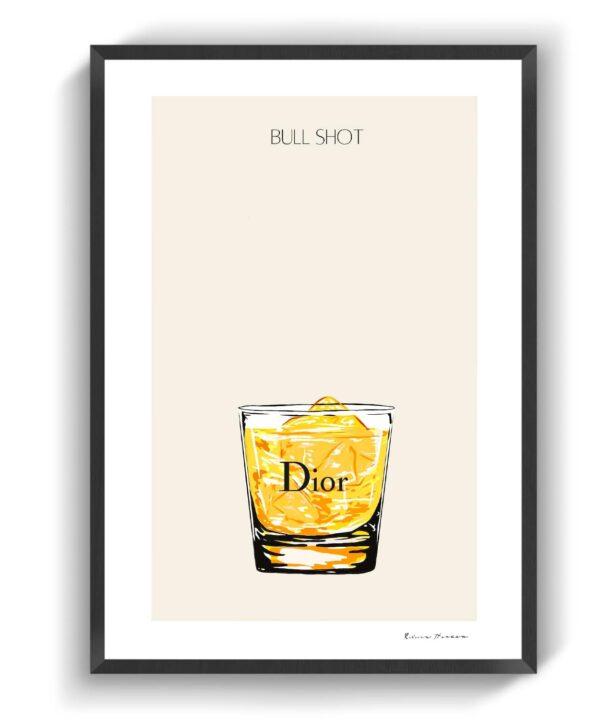 DIOR - BULL SHOT