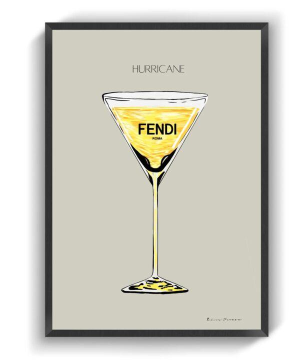 FENDI - HURRICANE