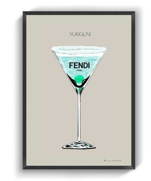 FENDI - YUKIGUNI