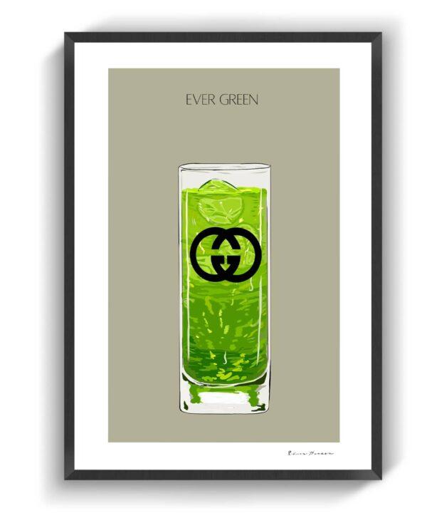 GUCCI - EVER GREEN