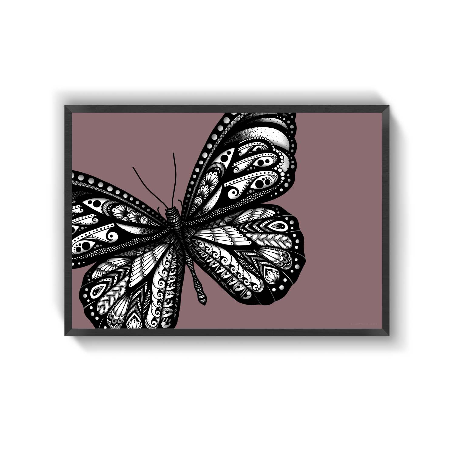 Butterfly Pink
