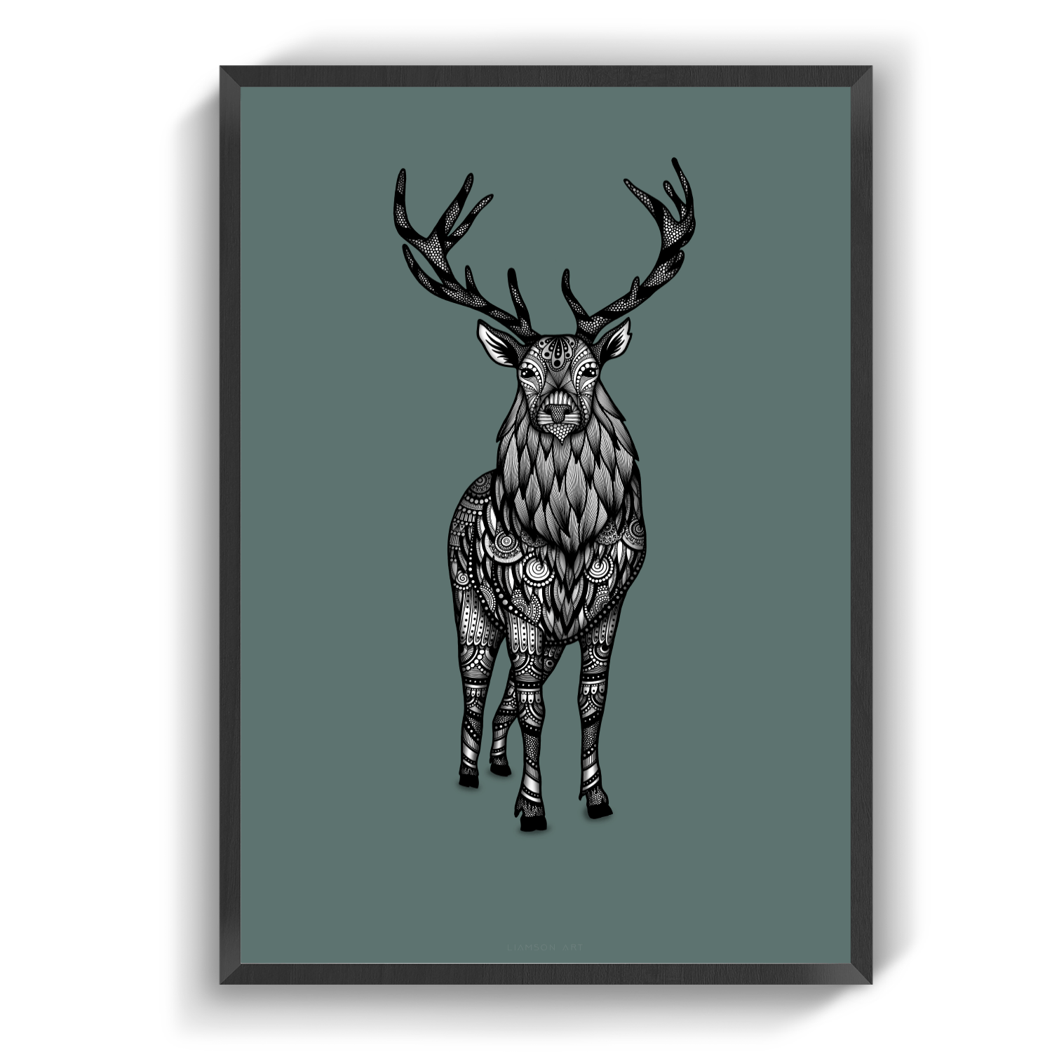 Stag green